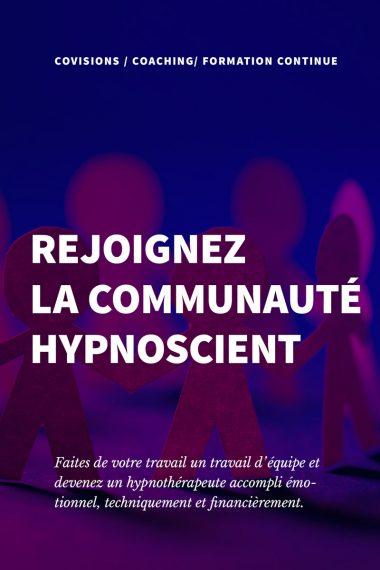Hypnoscient - Rejoignez la communauté